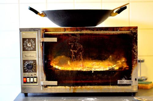 fancy oven