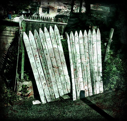 Broken Fences by damn_que_mala