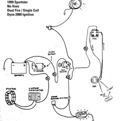 Dyna 2000 Ignition Wiring Diagram Harley 1998 Chevy S10 Fuel Pump For Shovelhead Manual E Books 2003 Sportster Best Library