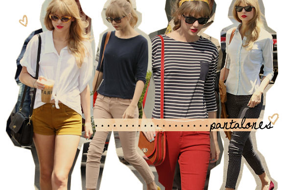 Taylor Swift - pantalones