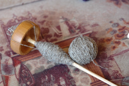 TEF Day 4:Spindle and Ball of Singles
