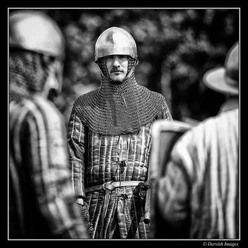 Harewood Medieval Weekend by Dervish Images