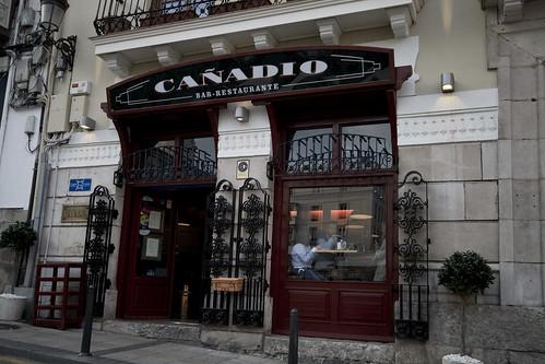 Restaurante El Cañadio en Santander