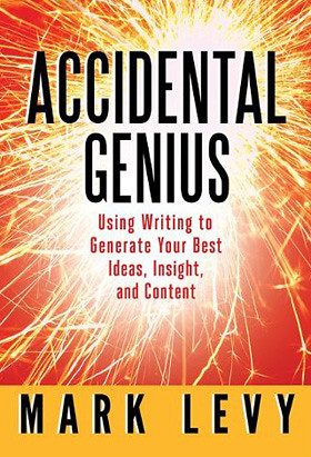 Accidental Genius book cover
