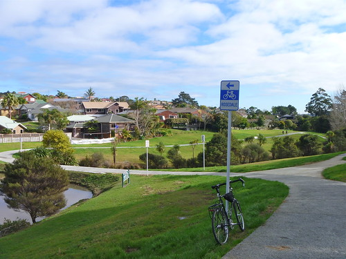 Unsworth Reserve Crossroads