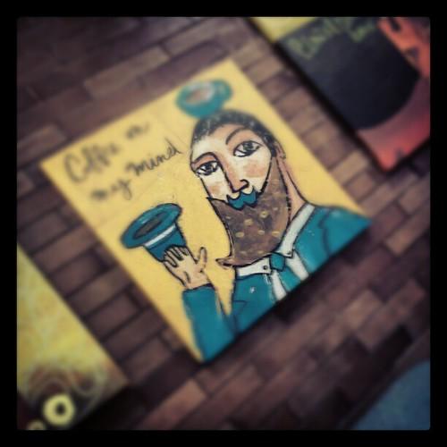 07.31.2012 :: 366/213 ...::... Coffee on my Mind by Echo9er