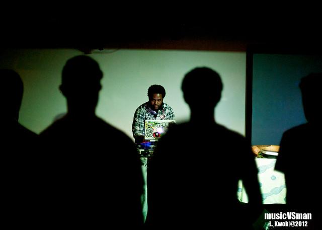 DJ Needles @ The Luminary Arts