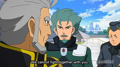 Gundam AGE 2 Episode 28 Chaos in the Earth Sphere Youtube Gundam PH (45)