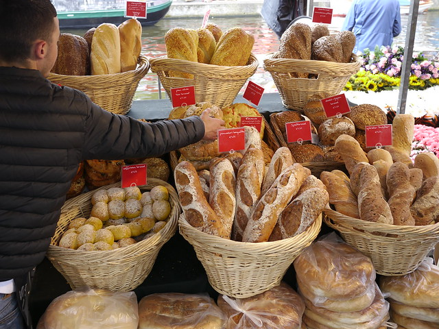 Feeling the Bread