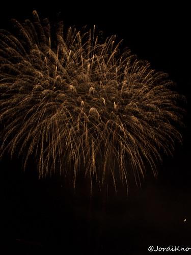 2012.06.24 - Fuegos Artificiales Sant Joan Despí - 2052