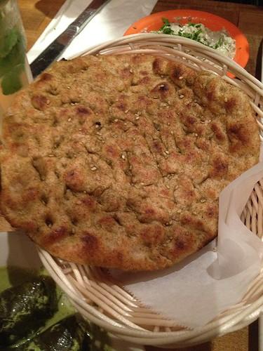 Wheat Pita