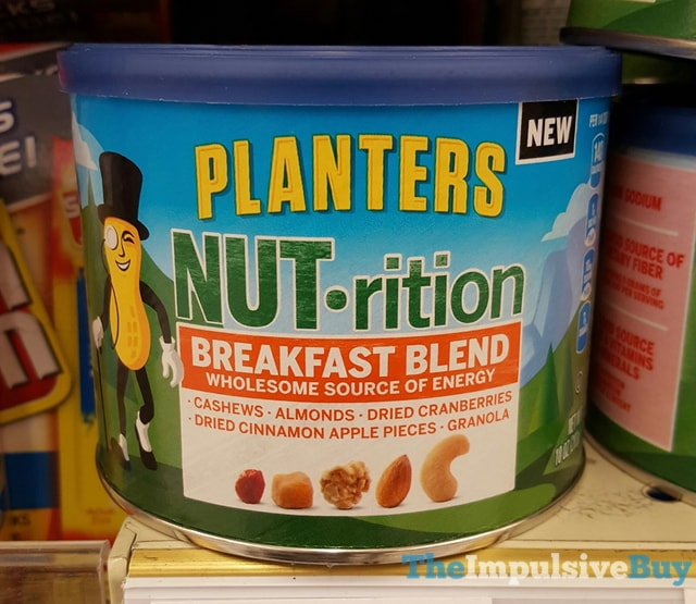 Planters NUTrition Breakfast Blend