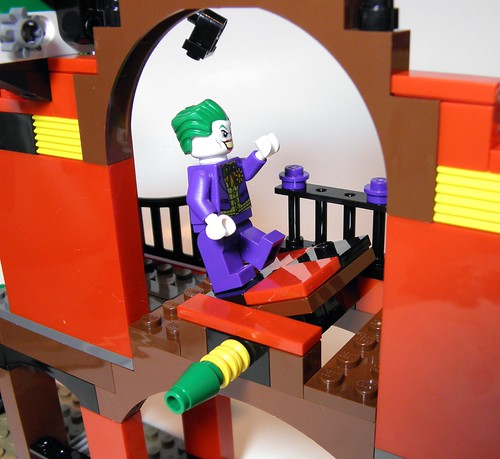 6857 funhouse Joker platform