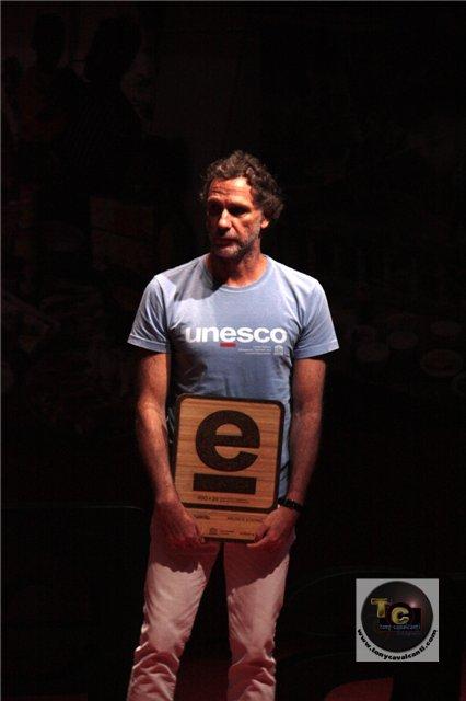 Embaixador da Boa Vontade da UNESCO, Oskar Metsavaht