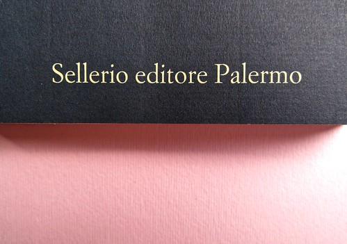 Angelo Morino, Il film della sua vita, Sellerio 2012. [resp. grafica non indicata]. Copertina (part.), 2