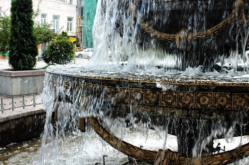 Fountain in Tbilisi