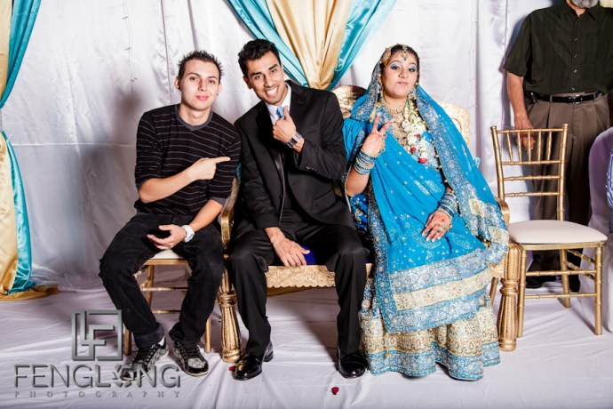 Ifrah & Faran's Wedding | 5th Avenue Event Hall | Atlanta Indian Pakistani Wedding Photographer