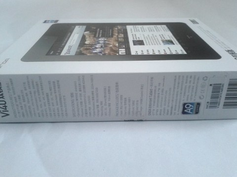 Onda Vi40 DualCore - Packaging Box