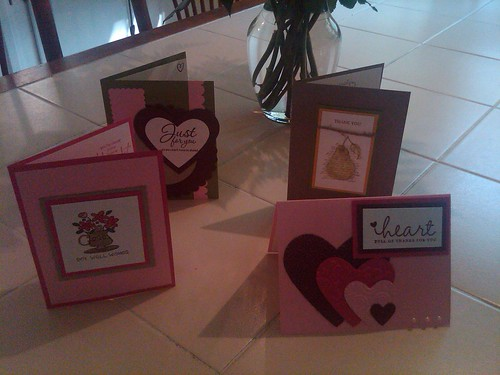 Homegrown Paper Cards by Cherih87