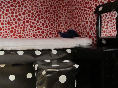 Dormitorio -detalle tocador