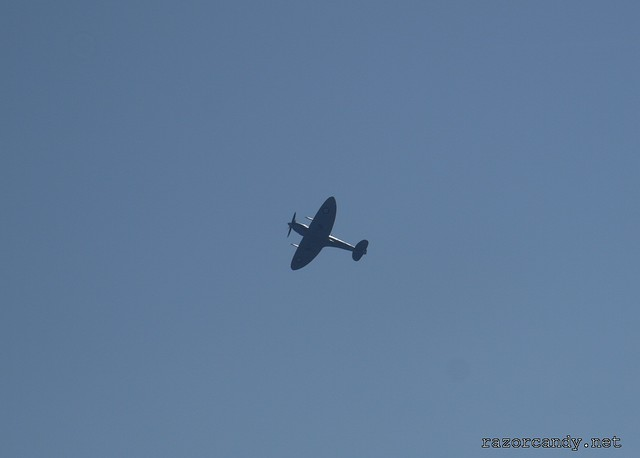 Spitfire - Southend Air Show - Sunday, 27th May (1)