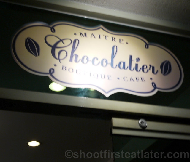 Maitre Chocolatier Boutique Cafe