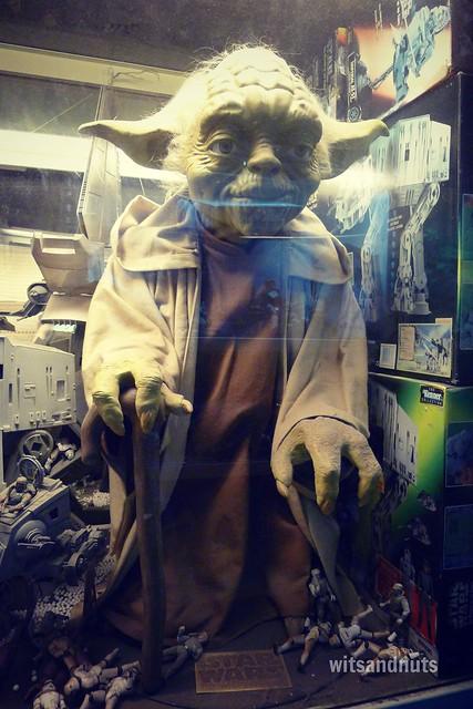 Yoda, Penang Toy Museum