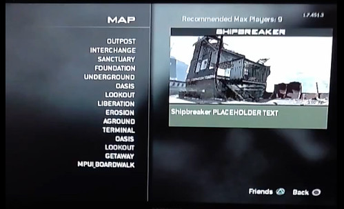 Call Of Duty Modern Warfare 2 Maps List