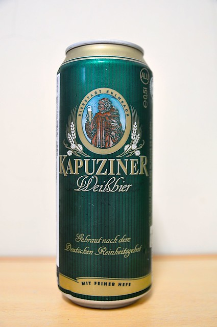 [商品] 7-11 Kapuziner Weissbier卡帕士小麥啤酒 - 看板 CVS - 批踢踢實業坊