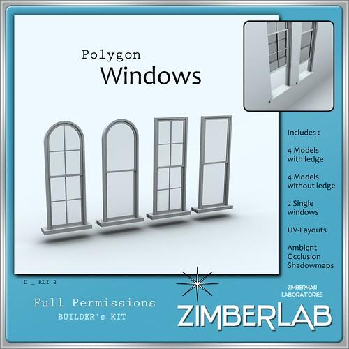 ZimberLab Windows D @ The Deck