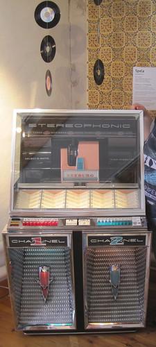 Falkenberg jukebox