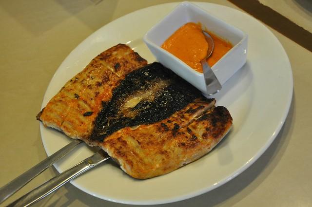 Grilled Boneless Bangus (Milkfish)