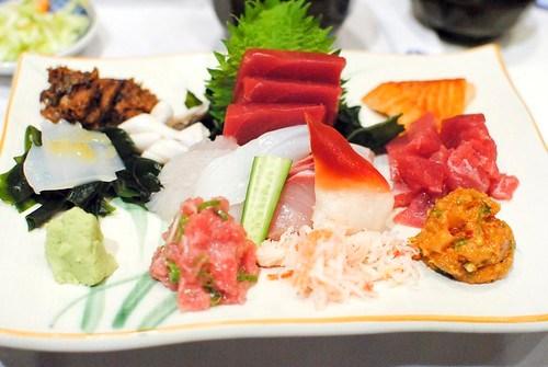 sashimi combo
