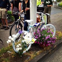 Ghost Bike - Ride of Silence