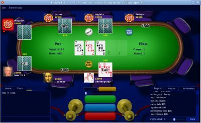 juego de poker gratis