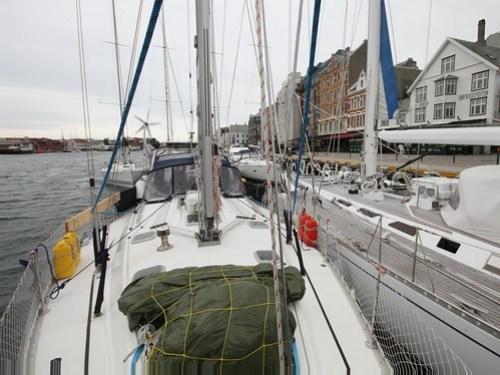 Fortøyd i Haugesund