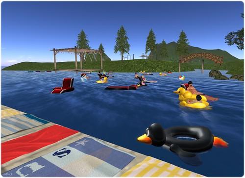 Water Races