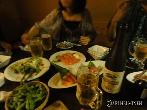 Party at Wara Wara, Shinjuku