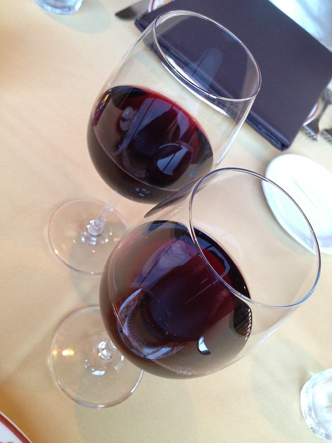 Red wines - LaSalette Restaurant