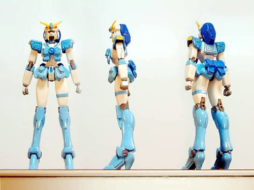 Sailor Moon Gundam PH Mercury1