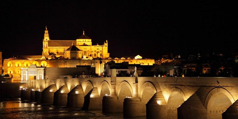 ▌Spain ▌ Cordoba ‧ 小馬廣場和清真寺的夜景