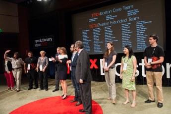 TEDxBoston 2012 - Curators, Core Team
