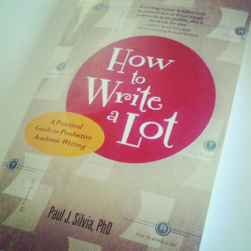 How to Write A Lot #SummerReading {hint, hint to me}