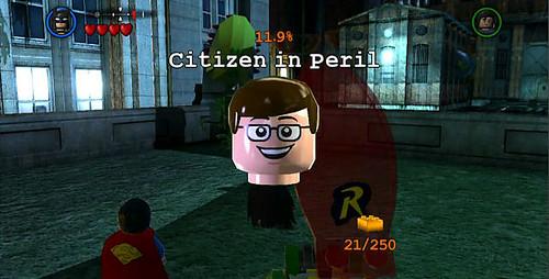 Citizen In Peril