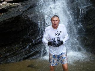 George at Mill Creek Falls