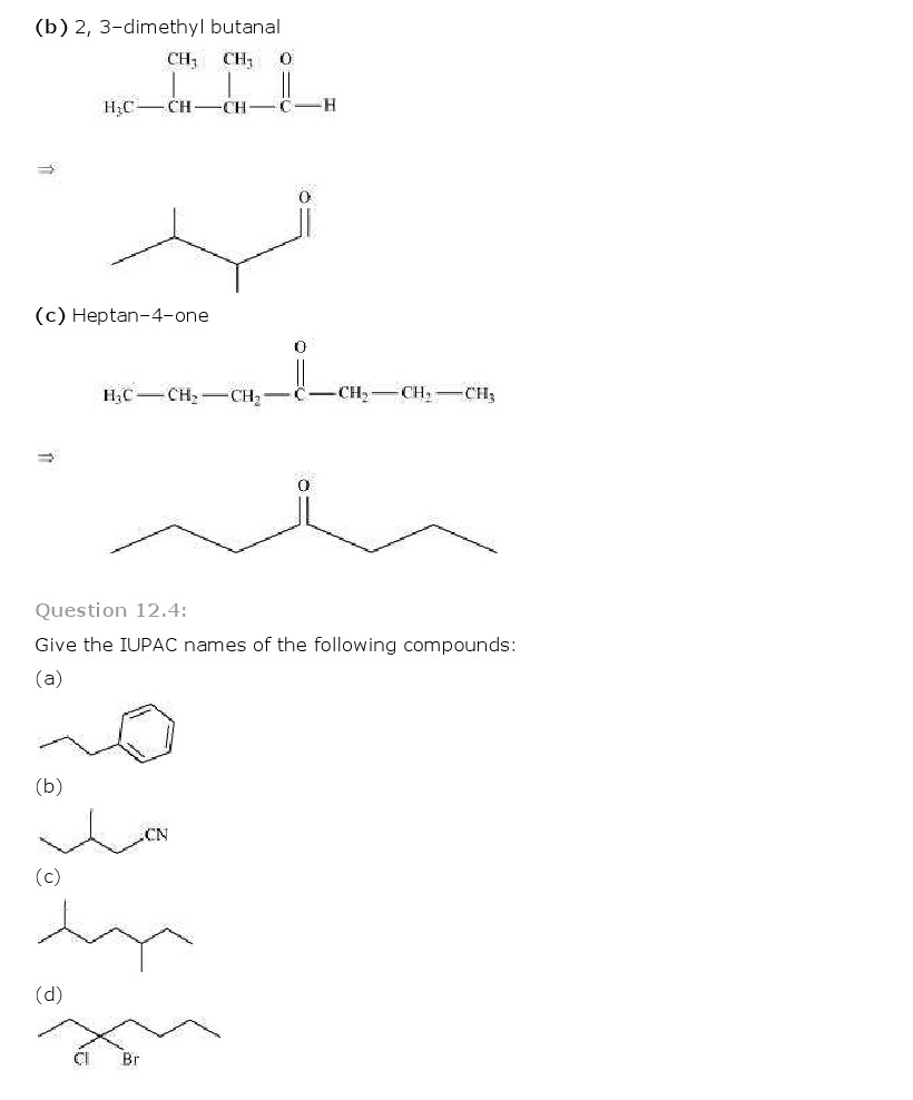 hight resolution of Chemistry Ch 12 Organic Chemistry Some Basic Principles and Techniques  Class 11 NCERT Solutions - NCERT Books