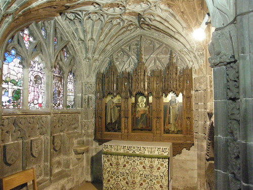 Stanbury chapel
