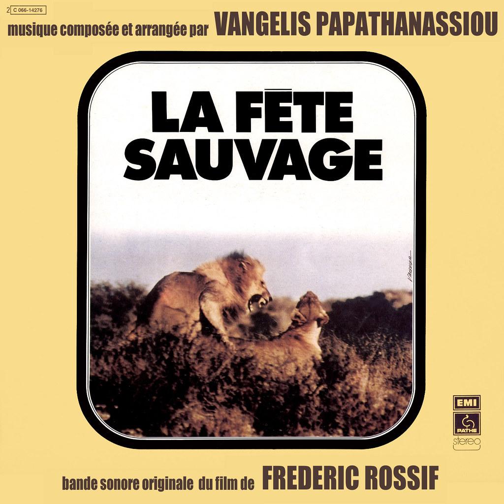 Vangelis Papathanassiou - La fête sauvage