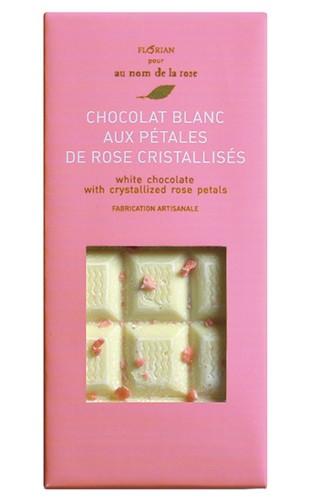 chocolate de rosas