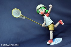 Revoltech Yotsuba DX Summer Vacation Set Unboxing Review Pictures GundamPH (49)